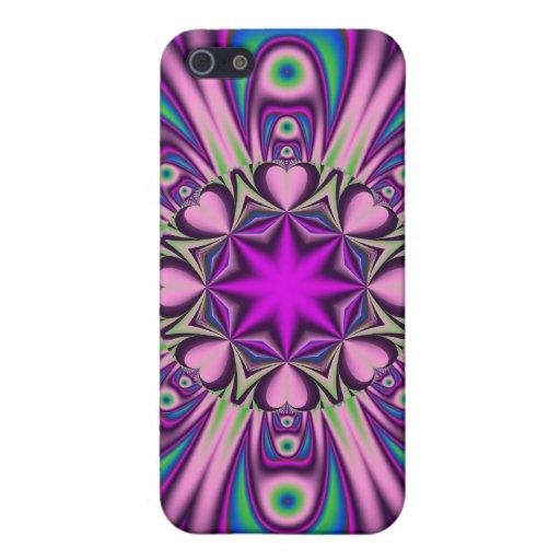 Decorative kaleidoscope iPhone 4 speck case Case For iPhone 5