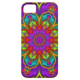 Decorative kaleidoscope iPhone 5 case