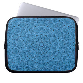 Decorative Knot Colorful Neoprene Laptop Sleeves