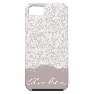 Decorative Lace iPhone 5 Case