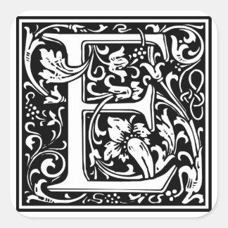 decorative letter stickers zazzle With decorative letter stickers