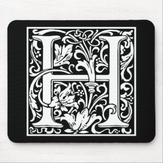 Decorative letter h altavistaventures Choice Image