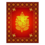 Decorative Lord Ganesha Posters