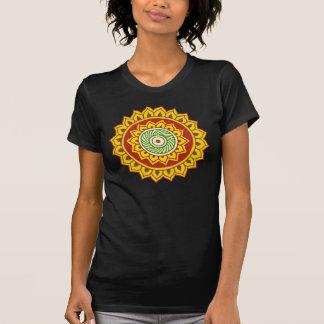 Decorative Mandana : Indian Art T Shirt