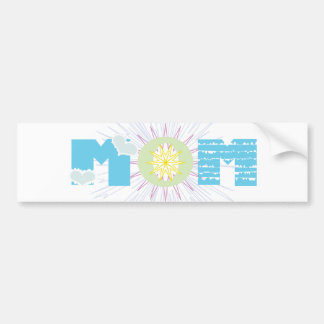 Decorative Mom Bumper Stickers