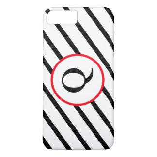 Decorative Monogram iPhone 8 Plus/7 Plus Case