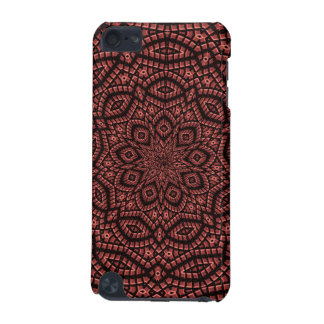 Decorative mosaic art iPod touch (5th generation) cover