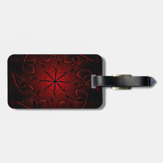 Decorative Mystic Symbol Luggage Tags