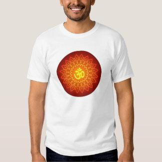 Decorative Om Design Shirt