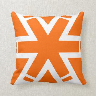 Decorative Orange Pillow