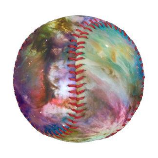 Decorative Orion Nebula Galaxy Space Photo Baseball