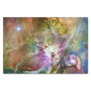 Decorative Orion Nebula Galaxy Space Photo Tissue Paper
