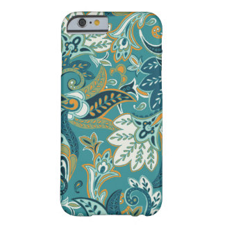 Decorative Paisley Phone Case Barely There iPhone 6 Case