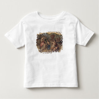 Decorative panel from the Oval Salon T-shirt