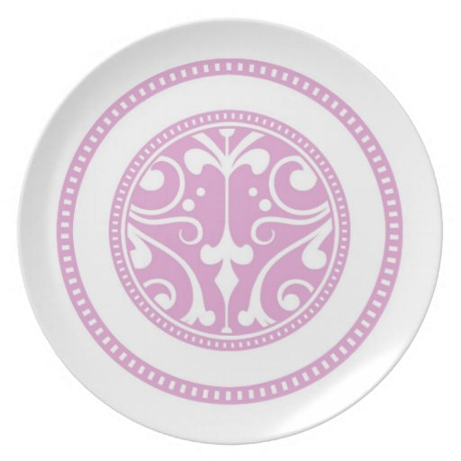 Decorative Party Plate - The MICHELLE Collection