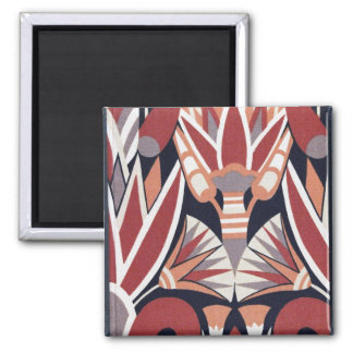 Decorative Pattern 2 Inch Square Magnet
