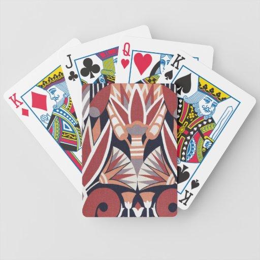 Decorative Pattern Card Deck