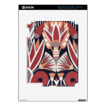 Decorative Pattern Decal For iPad 3