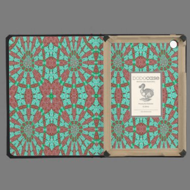 Decorative pattern iPad mini retina covers