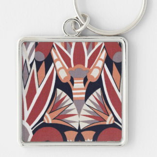 Decorative Pattern Keychain