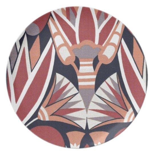Decorative Pattern Plate