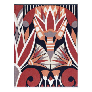 Decorative Pattern Post Cards