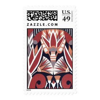 Decorative Pattern Postage