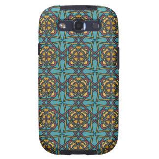 Decorative Pattern Samsung Galaxy SIII Cases