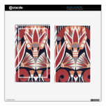Decorative Pattern Skin For Kindle Fire