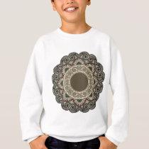 Decorative Pattern Sweatshirt