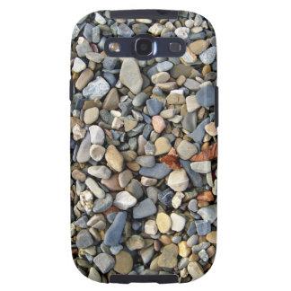 Decorative Pebbles Stone, Gravel texture Galaxy SIII Case