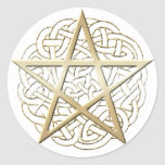 Decorative Pentacle Stickers