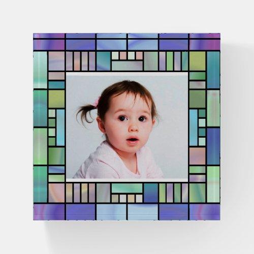 Decorative Photo Paperweight