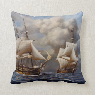 Decorative pillow old Boats By Resign