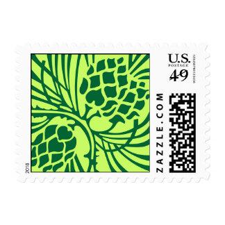 Decorative Postage Stamps