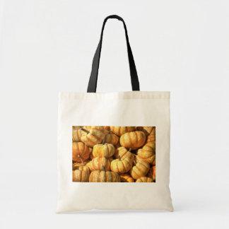 Decorative Pumpkins Tote Bags