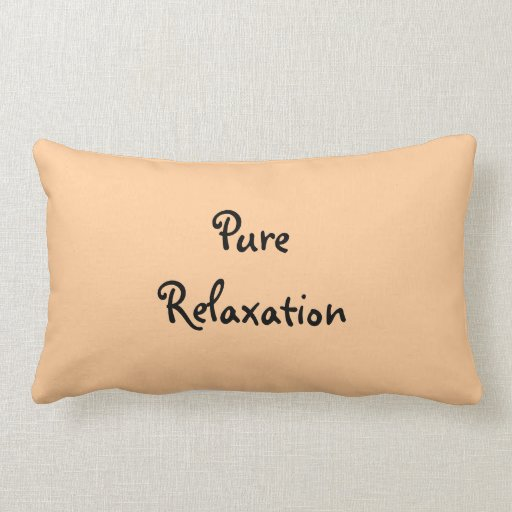 Decorative Relaxation Pillows