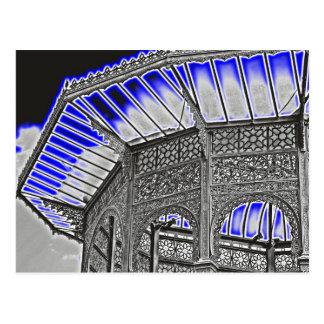 Decorative Roof(2) Postcard