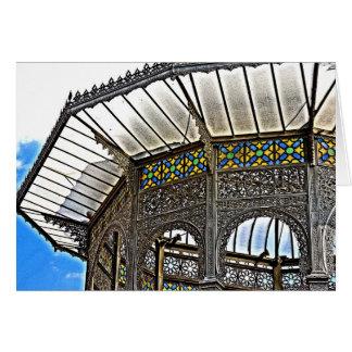 Decorative Roof(3) Card