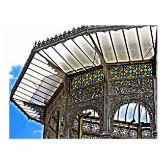 Decorative Roof(3) Postcard