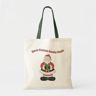 Decorative Santa Claus Gift Bag