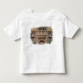 Decorative scheme above the doorway toddler t-shirt