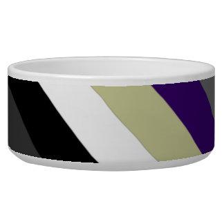 Decorative Silent Pet Bowl