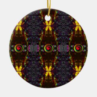 Decorative Silurian Orb Fantasy Art Ornament