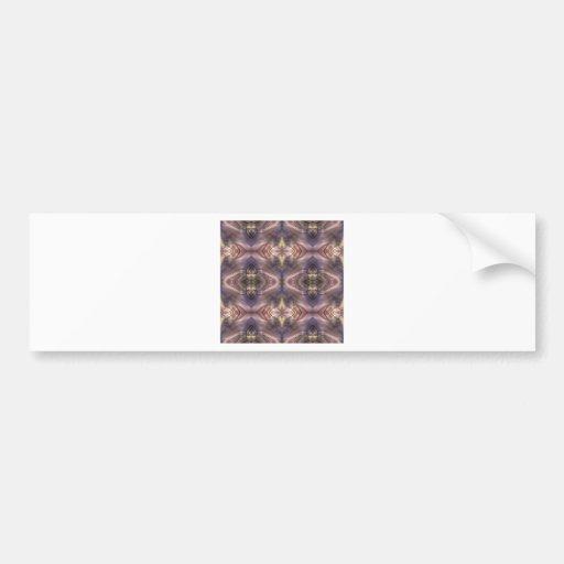 Decorative >skins car bumper sticker