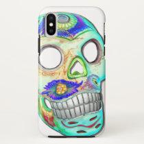 Decorative Skull iPhone Case