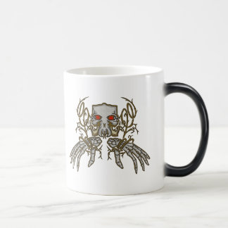 Decorative Skull Magic Mug