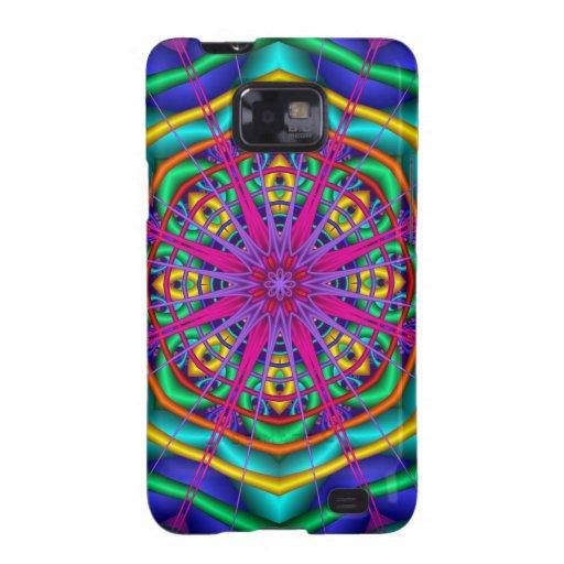 Decorative starry Samsung galaxy case Galaxy SII Case