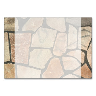Decorative Stone Paving Look Card