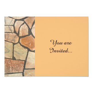 Decorative Stone Paving Look Card